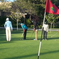 HSF putting